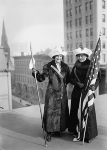 Albany suffragists